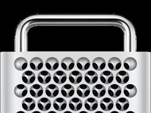 Mac Pro - Kraft nog att förändra allt.