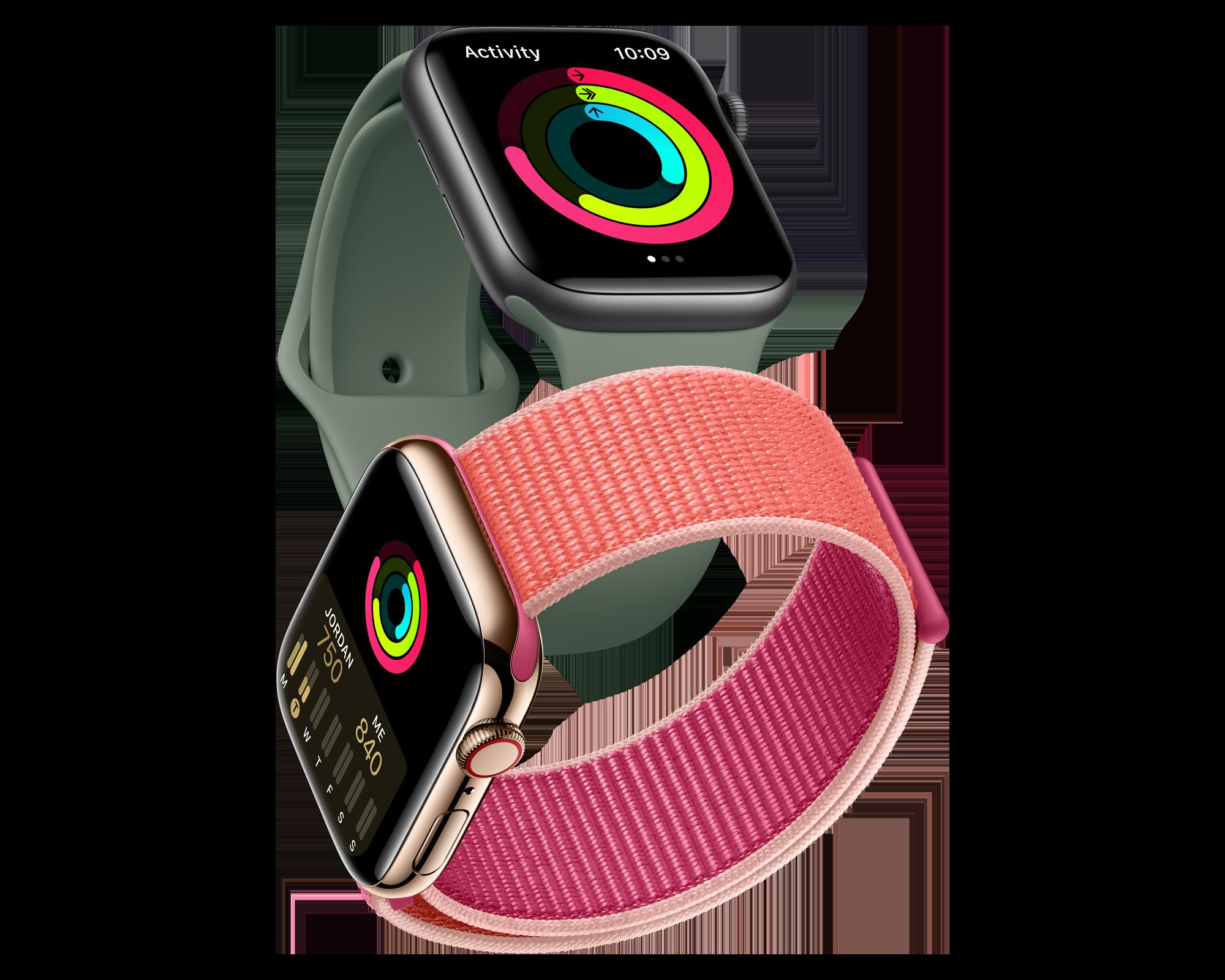 Utbytesenhet för Apple Watch